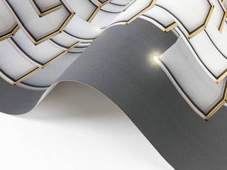 Lattice System LED Wallpaper Chandelier: modern  by Meystyle, Modern