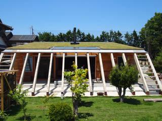 外観|mat house オリジナルな 家 の KAZ建築研究室 オリジナル