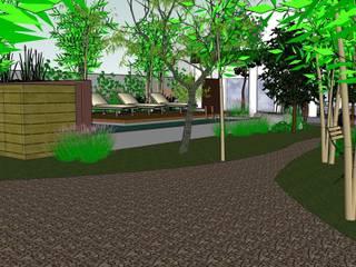 Art d'Esprit Mediterranean style garden