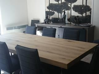 Rénovations d'intérieurs Salle à manger moderne par GD Creation Moderne