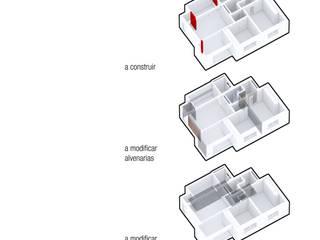 APTO BCA:   por Metropolitano Arquitetos