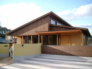 日本人のための家 N様邸: 株式会社 G proportion アーキテクツが手掛けた家です。