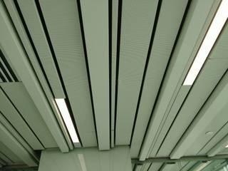 akustiktsr – metal sifreli asma tavan:  tarz Duvarlar