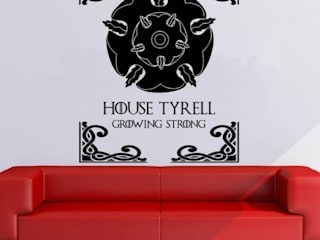 Game of Thrones: classic  by Icon Wall Stickers, Classic