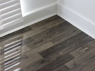 Sample Colours of Laminate on sale Rustic style living room by Floorless Floors Ltd Rustic