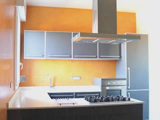 VIA BEROALDO, BOLOGNA Cucina moderna di Studio Ethos Project Moderno