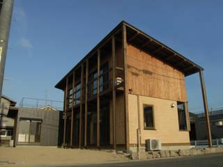 外観: Interstudio  Architects & Associates Japanが手掛けた家です。