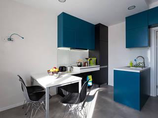 Minimalist kitchen by DMYTRO ARANCHII ARCHITECTS Minimalist