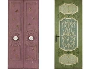 Lille door - Firenze door:  in stile  di PORTE ITALIA INTERIORS