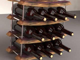 Fufluns, accessori e complementi in barrique:  in stile  di IEP! Design