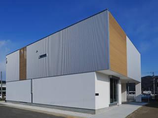 Moderne Häuser von 開建築設計事務所 Modern