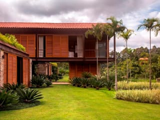 PAISAGISMO JM SERRA: Jardins  por Landscape Paisagismo