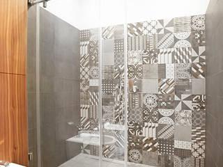 Ванная комната в . Автор – Pracownia Projektowa Hanna Kłyk