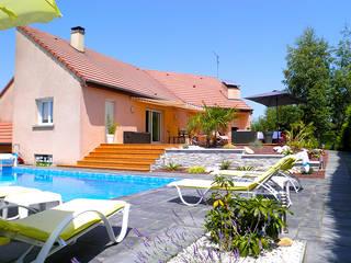 Mediterranean style house by AD2 Mediterranean