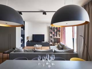Żoliborz: styl , w kategorii  zaprojektowany przez Pracownia Projektowa Hanna Kłyk