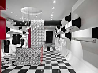 Oficinas y Tiendas de estilo  de lena pinheiro - interior design , Moderno