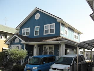 Houses by ヒロ・デザイン・ラボ,