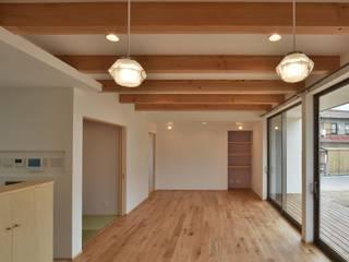 若山建築設計事務所 Modern living room