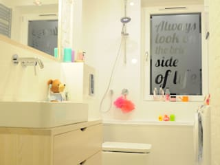 Bagno moderno di Perfect Home Moderno
