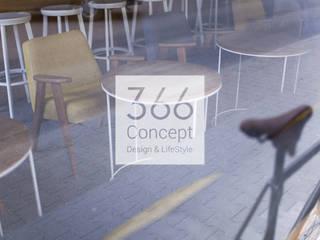 366 Concept Interiors: styl , w kategorii Gastronomia zaprojektowany przez 366 Concept Design & Lifestyle