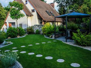 Tuin door -GardScape- private gardens by Christoph Harreiß