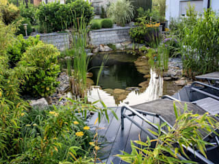 by -GardScape- private gardens by Christoph Harreiß Modern