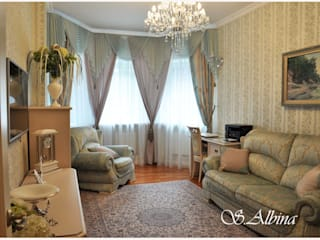 Study/office by студия авторского дизайна  Альбины Сибагатулиной, Classic