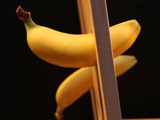 Alles Banane oder wer darf heute die Bananen einhängen ...:   von woodman