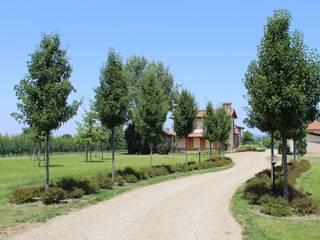 Jardines de estilo  de Dimitri Montanari,
