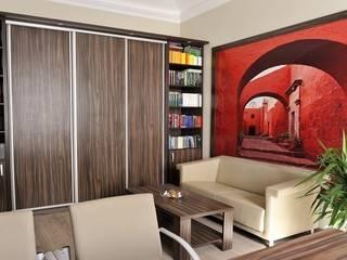 Kancelaria adwokacka - Bielsko-Biała: styl , w kategorii Przestrzenie biurowe i magazynowe zaprojektowany przez Studio Mirago,