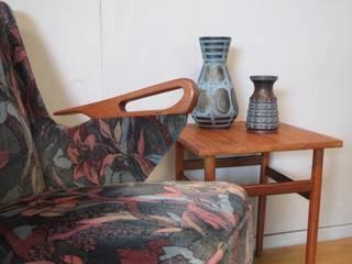 Jaren 50 fauteuil:   door Werkplaats69