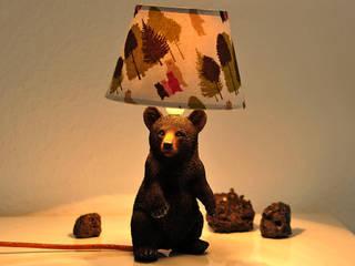 LAMPE BÄRLI:   von Nicery