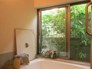 ちっちゃいおうち オリジナルスタイルの お風呂 の 小久保美香建築設計事務所 オリジナル