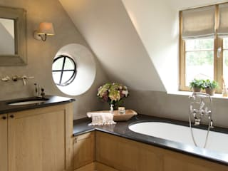 Bathroom by Taps&Baths, Country
