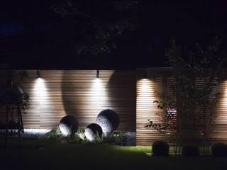 "Reclaimed slate sphere sculptures ""stone rose"" Modern garden by elmzy* Sculpture Modern"