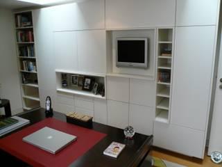 Study Modern study/office by Space Alchemy Ltd Modern
