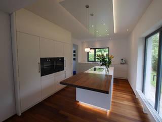 teamlutzenberger 現代廚房設計點子、靈感&圖片