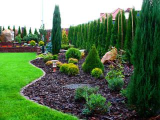 Vườn theo LandscapeDesign.pl,