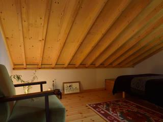 (株)バウハウス Dormitorios de estilo moderno