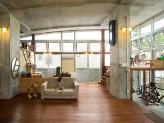 広間: Atelier Neroが手掛けた和室です。
