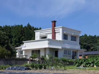 外観 近景: 松本勇介建築設計事務所 / Office of Yuusuke MATSUMOTOが手掛けたです。