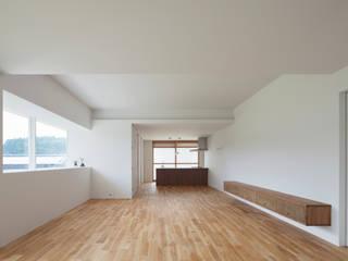 1階 LDK: 松本勇介建築設計事務所 / Office of Yuusuke MATSUMOTOが手掛けたです。