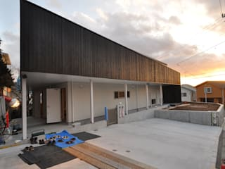 Totsuka Y オリジナルな 家 の 清正崇建築設計スタジオ オリジナル