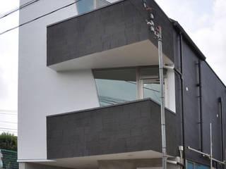 Tsurumaki O オリジナルな 家 の 清正崇建築設計スタジオ オリジナル