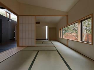 Fussa K オリジナルデザインの 多目的室 の 清正崇建築設計スタジオ オリジナル