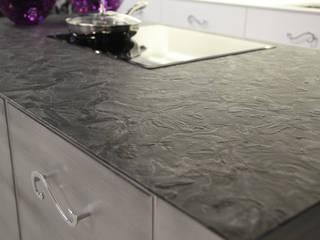 GRANMAR Borowa Góra - granit, marmur, konglomerat kwarcowy Cocinas de estilo clásico