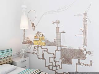 детские. г. москва: Детские комнаты в . Автор – цуккини