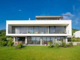 Neubau Wohnhaus S:  Häuser von Knychalla + Team, Architekten, Stadtplaner GmbH