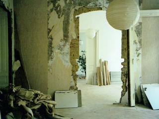 Wohnungszusammenlegung Wien 18 RAUMPULS Lenz & Lenz-Armstorfer OG