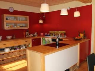 Küchenumgestaltung RAUMPULS Lenz & Lenz-Armstorfer OG Landhaus Küchen